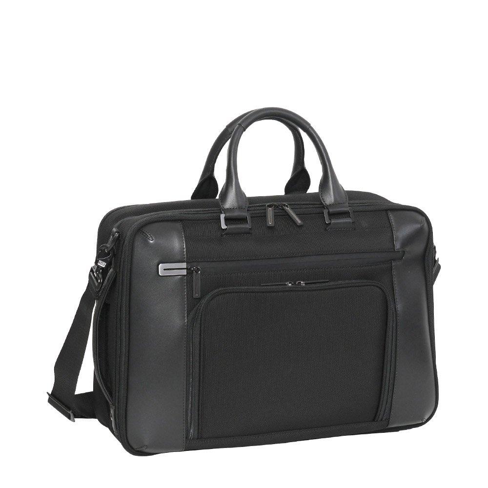 [ゼロハリバートン] ZEROHALLIBURTON PRF 3.0 Expansion Briefcase Black[並行輸入品]   B07FSY84R2