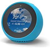 Mission Color Skin for Amazon Echo Spot (Bahama Blue)
