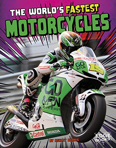 The World's Fastest Motorcycles (World Record Breakers)