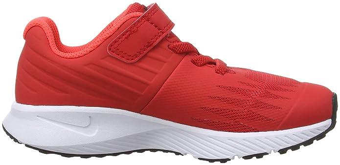 los angeles f0b10 3ba21 Nike Star Runner (PSV), Chaussures de Running Compétition garçon,  Multicolore (University Red White-Black 601), 28.5 EU  Amazon.fr  Chaussures  et Sacs