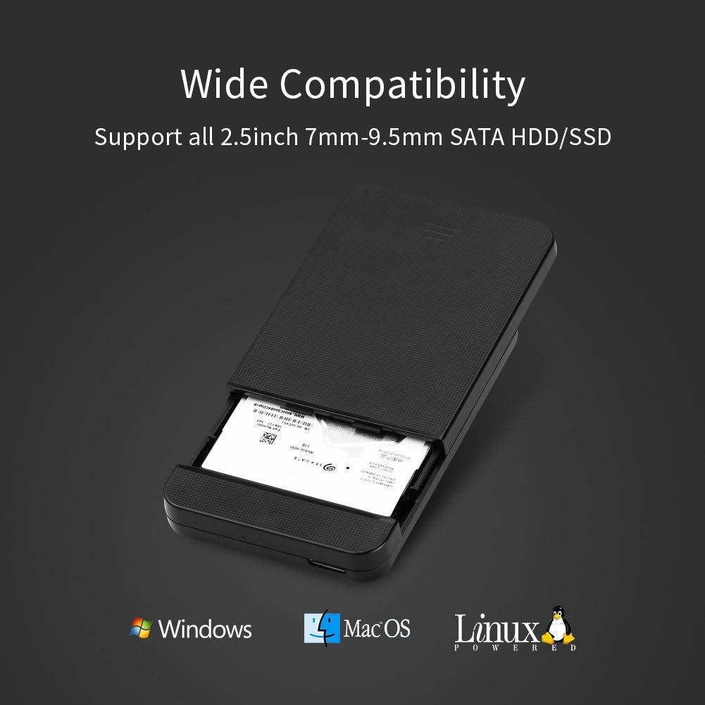 USB 3.0 y sin Herramientas] RSV USB 3.0 HDD SATA Disco Duro ...