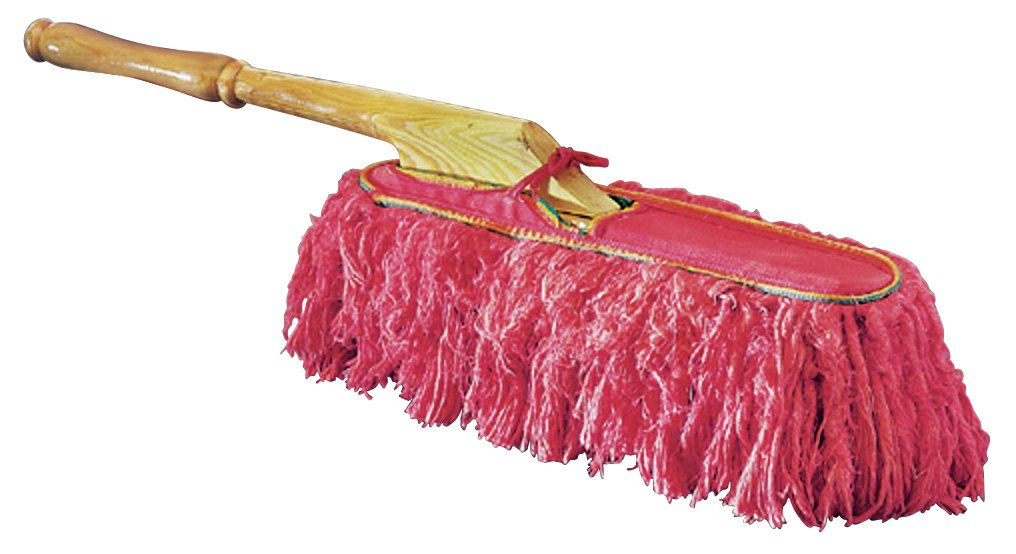 california car duster 62442 standard car duster with wooden handle ebay. Black Bedroom Furniture Sets. Home Design Ideas