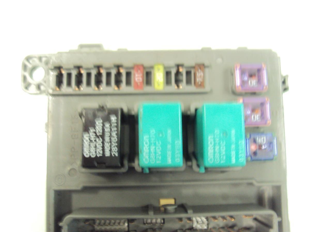 Amazon.com: 2007 2008 2009 Acura MDX REAR Dash Cabin Fuse Box under Dash  38220-STX-A11: Automotive