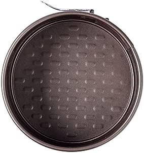 Pyrex Asimetria Round Non-Stick Springform Pan, Brown, Removable Base, 14cm