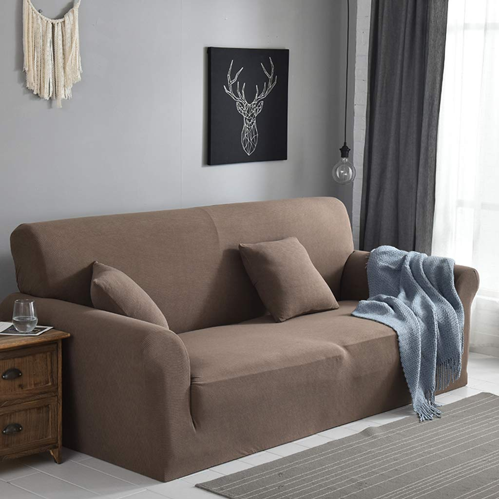 HUOLEO Sofá Cover, Sofa Cushion Todo Incluido Universal ...