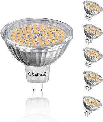 MR16 LED Bulbs GX5.3 240V 5W Ceiling
