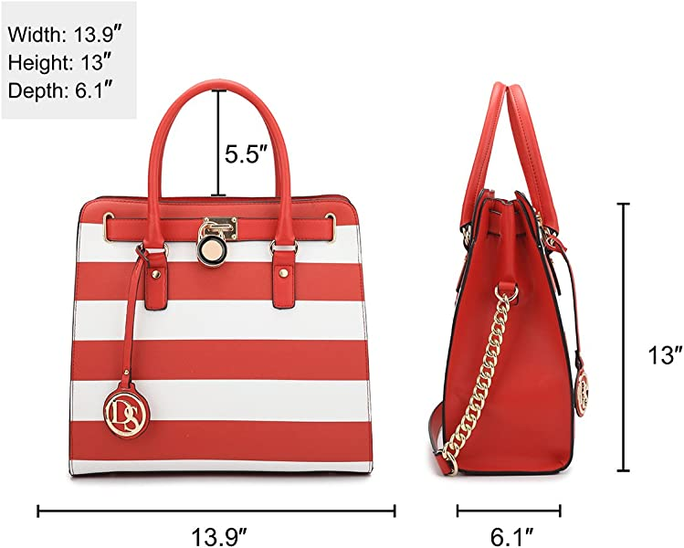 0db1bfa0cfd8 ... MMK collection Women Fashion Matching Satchel  Tote handbags with walle( 6417)t~ ...