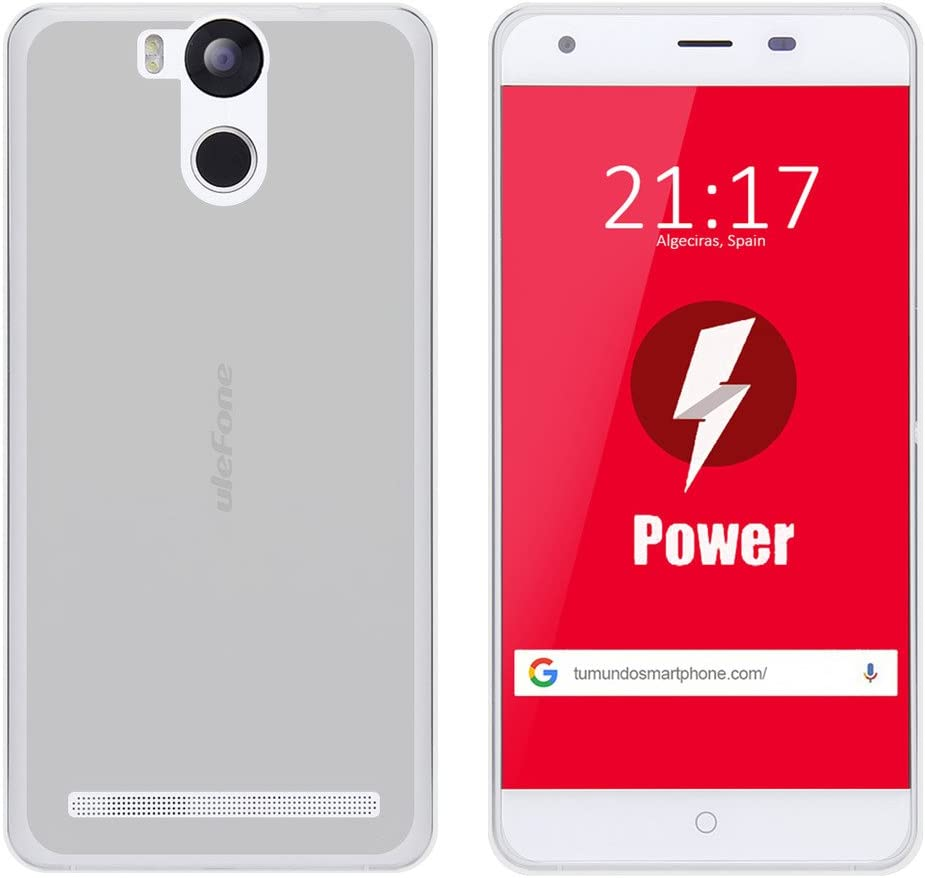 Tumundosmartphone Funda Gel TPU para ULEFONE Power Color ...