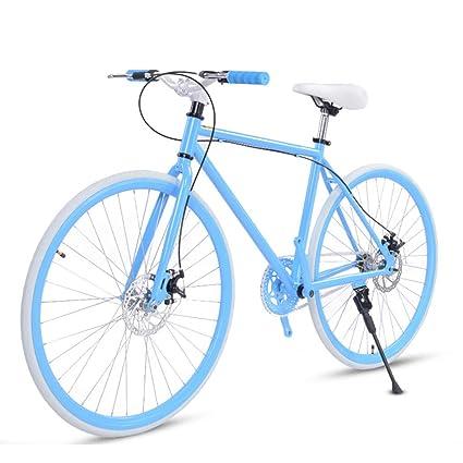 Amazon.com: Folding Bikes Bicycle Folding Bicycle Unisex ...