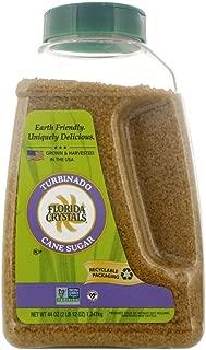 product image for Florida Crystals Turbinado Cane Sugar, 44 Ounce