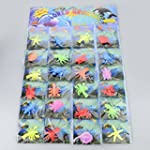 TEC UK Pack of 24 - jelly Growing Sea...