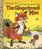 img - for Richard Scarry's The Gingerbread Man (Little Golden Book) book / textbook / text book