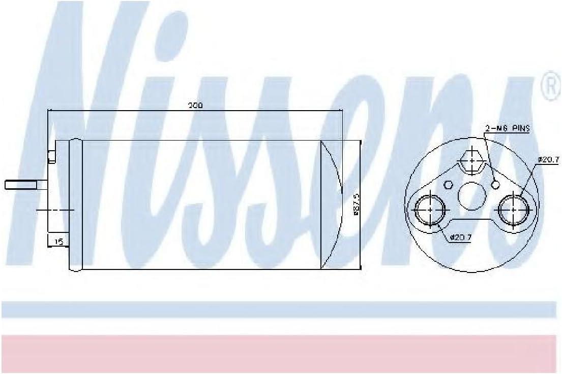 NRF Trockner Klimaanlage 33318 für NISSAN OPEL VAUXHALL