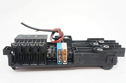 Amazon.com: 03-2006 Mercedes w211 e320 Rear Trunk Fuse Box ... on w123 fuse box, w126 fuse box, w124 fuse box,