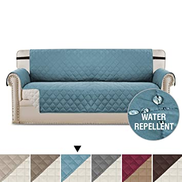 Amazon Com H Versailtex Sofa Cover Couch Covers For Dogs Water