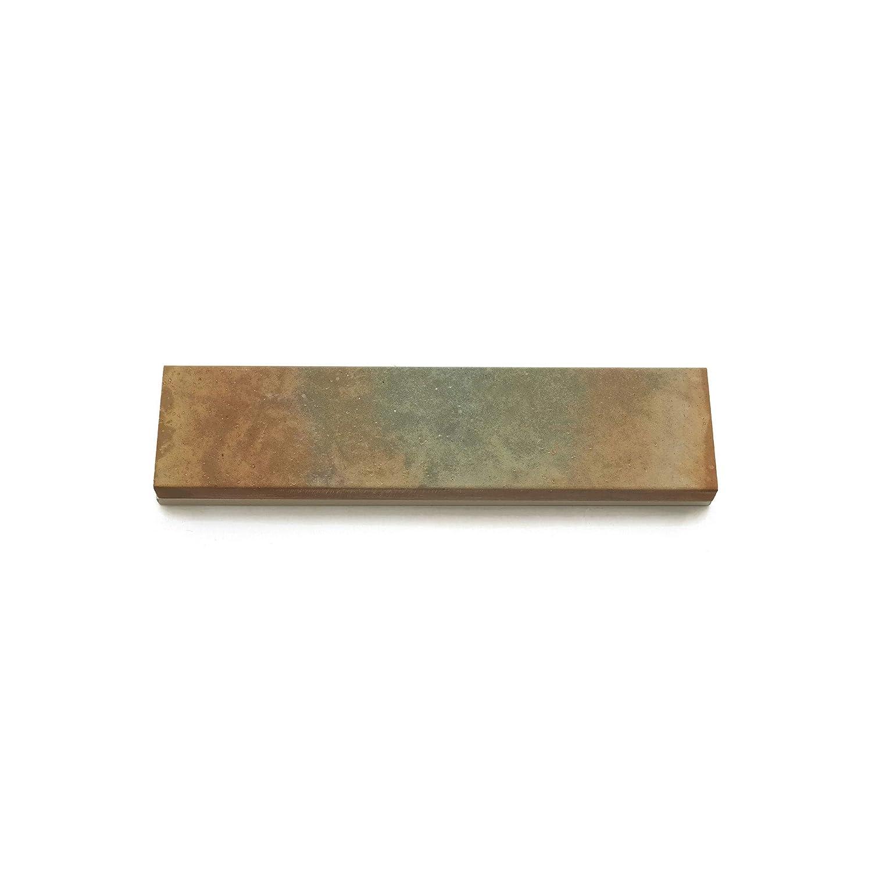 for KME 4 x 1 x 0.25 Japanese Natural Sharpening Stone with Aluminum Mounting of Estimated 15,000 grit Nakayama Tomae Whetstone