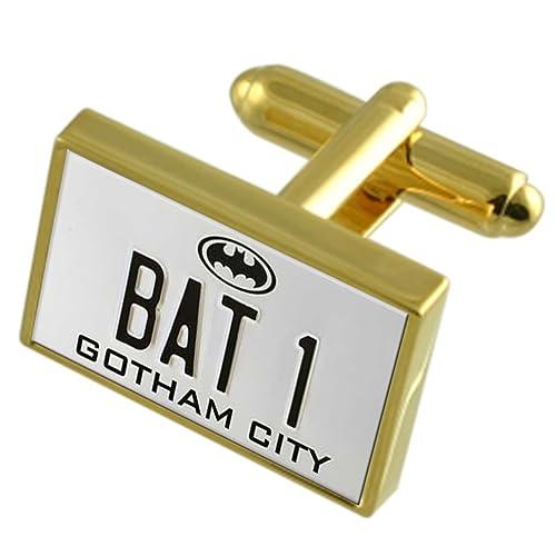 Select Gifts Batman Bat 1 Placa de matrícula Gole Tonos Clip de ...