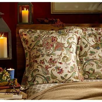 Amazon Com Lauren By Ralph Lauren Belle Harbor Red Floral