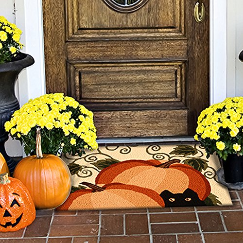Jellybean Autumn Watch Indoor Outdoor Accent Rug