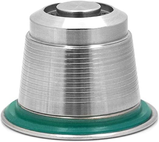 Dichtring 20mm Für Nespresso Hine Edelstahl-Kapselkapsel Aus Edelstahl 15St