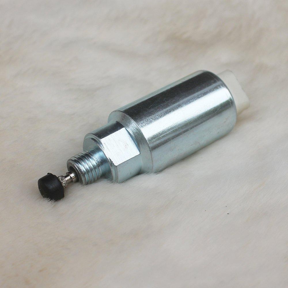 Kipa Carburetor Fuel Solenoid For Briggs & stratton 699915 799728 794572 499161 496592 498231 Nikki Carb