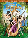 DVD : Tangled (Includes Bonus Features)