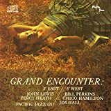 Grand Encounter: 2 Degrees East - 3 Degrees West