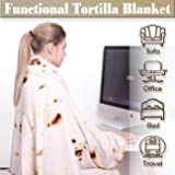 mermaker Burritos Blanket for Adult and
