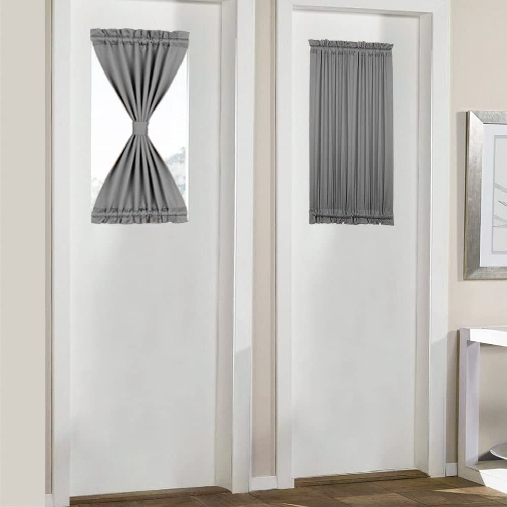 Pair 25 wide panels Premier Print Winston Saffron yelow rod pocket curtains drapes 25x63 25x84 25x96 25x108 yellow kiwi green sage navy