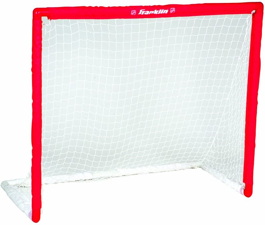 Franklin Sports Hockey Goal - NHL - PVC - 46 x 40 Inch : Hockey Nets : Sports & Outdoors