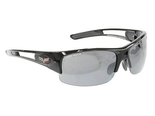 Amazon.com: Corvette C6 – Gafas de sol color negro brillante ...