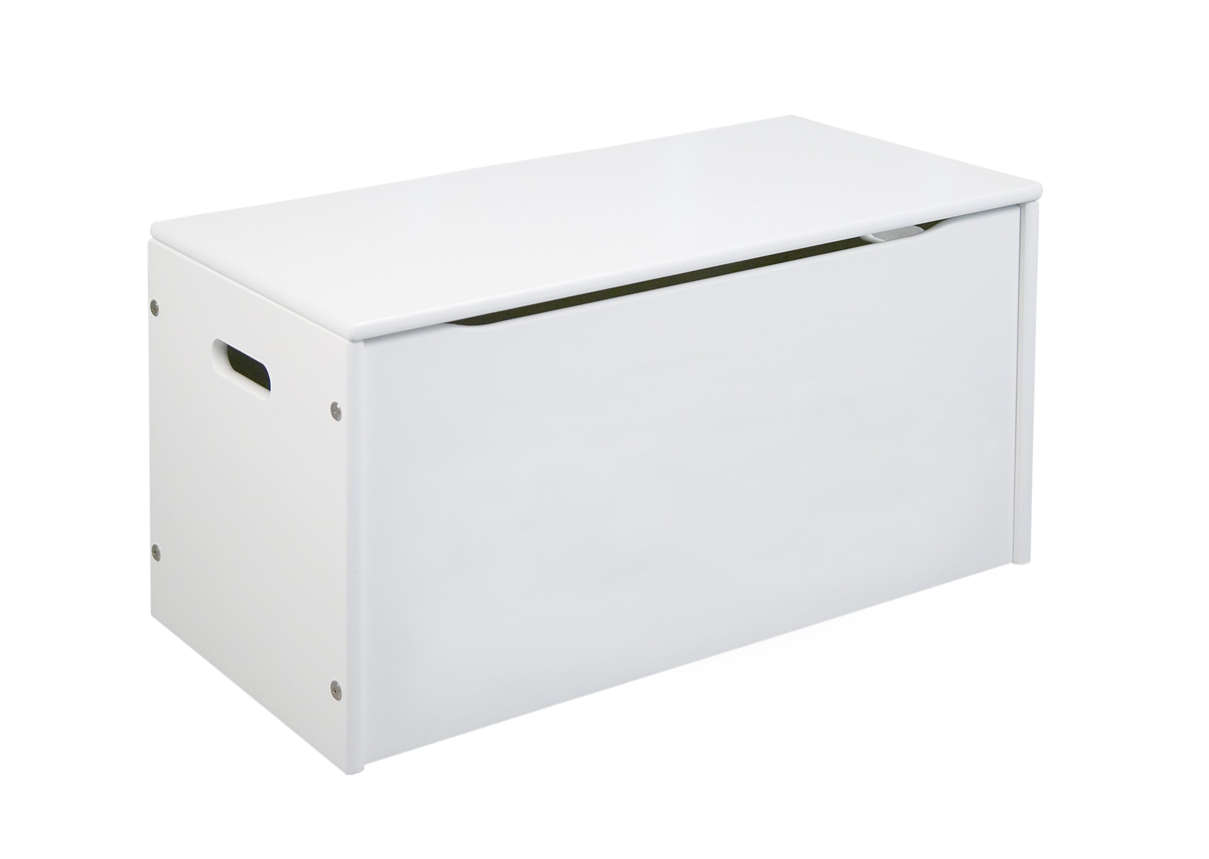 Little Colorado Toy Storage Chest White by Little Colorado (Image #2)