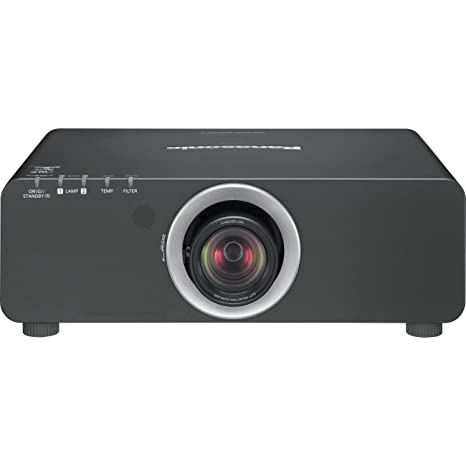 Amazon.com: Panasonic PT-DZ770UK DLP Projector 1080p HDTV 16 ...
