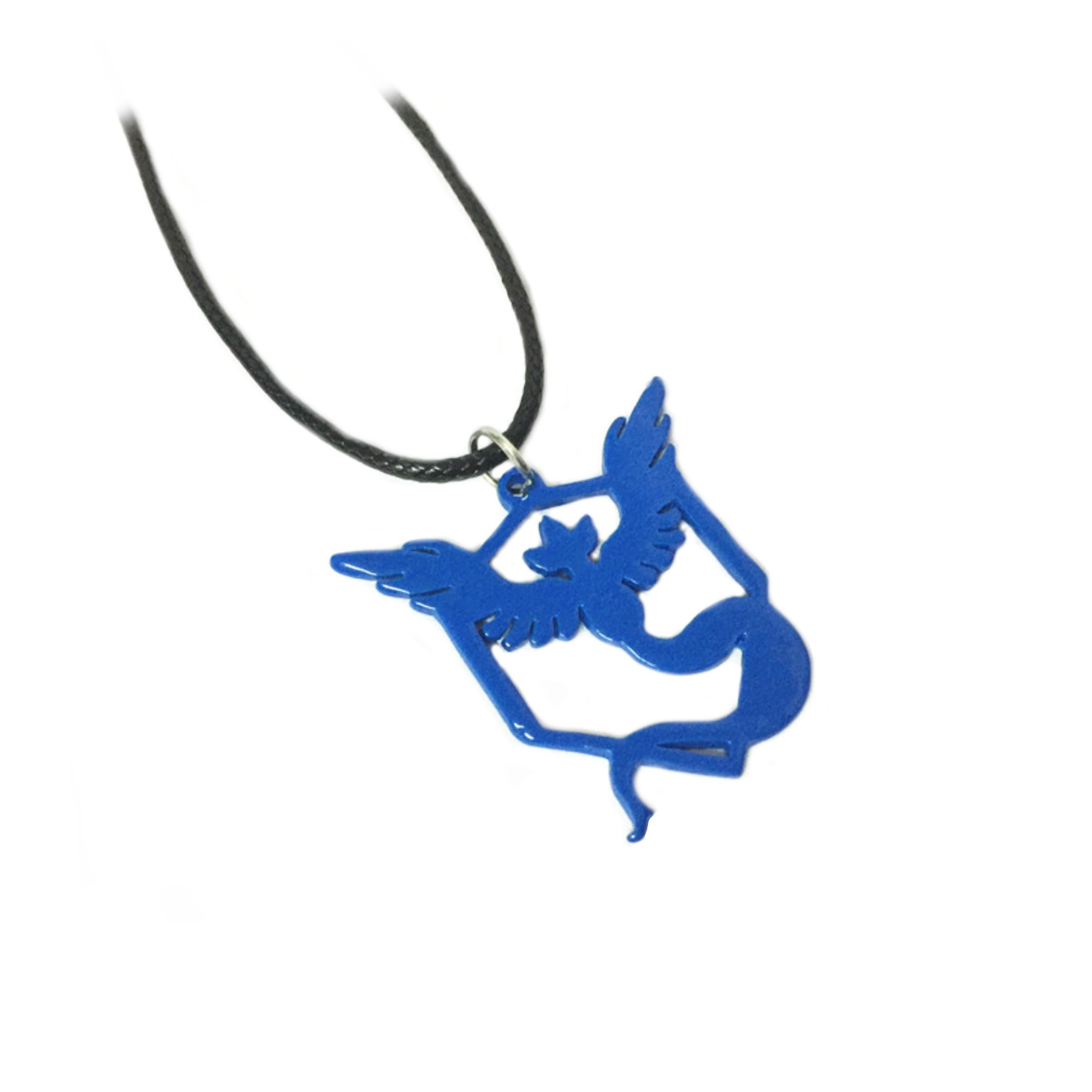 Pokemon Go Mystic Necklace Pendant Game Anime Cosplay by Athena Brands