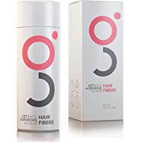 Get Back Gorgeous Womens Hair Fibers for Thinning Hair & Bald Spots – Electrostatically Charged for Instantly Thick…