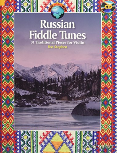 (Russian Fiddle Tunes: 31 Traditional Pieces)
