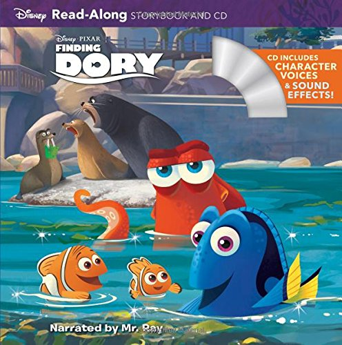 Finding Dory Read Along Storybook Disney product image