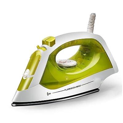 1200 Watts Micro fer à vapeur Semelle Céramique , vert