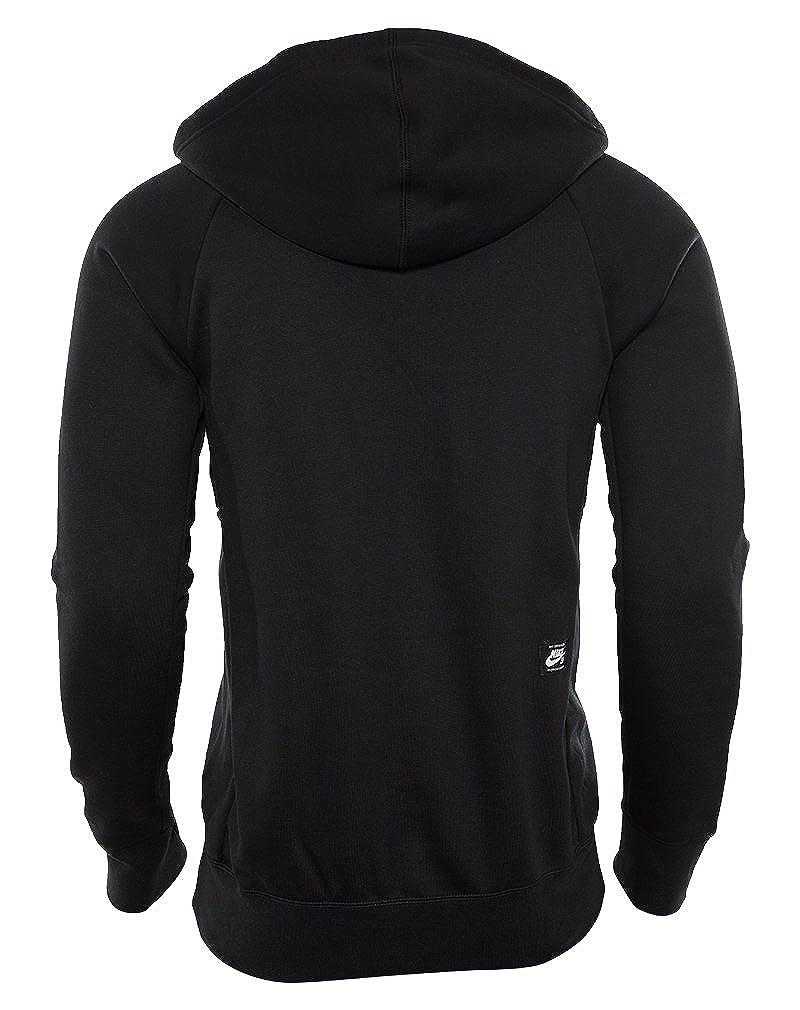 b82885ac8940 Nike Mens SB Icon Full Zip Sweatshirt at Amazon Men s Clothing store