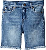 Appaman Kids Baby Boy's Cut Off Denim Shorts (Toddler/Little Kids/Big Kids) Light Wash 3