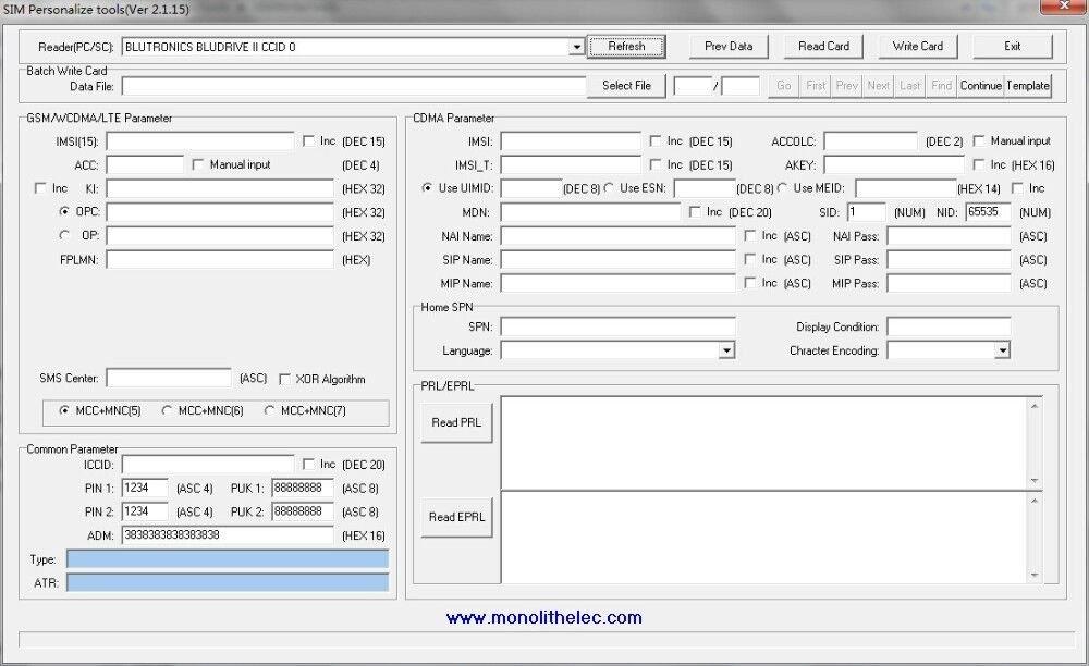 125KHZ Lector de Tarjetas de ID RFID Escritor Duplicador de Copiadoras para Control de Acceso + 5 PCS T5557 Etiquetas + + Herramienta de Copiadora Sin ...
