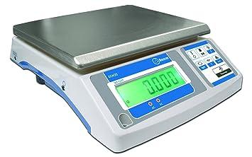 Balanza Digital Industrial Baxtran DSN (3kg x 0,1g) (29x23cm): Amazon.es: Bricolaje y herramientas