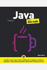 Java pour les Nuls, grand format, 5e éd (French Edition) Kindle Edition
