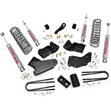 Rough Country - 515.20 - 4-inch Suspension Lift Kit w/ Premium N2.0 Shocks for Ford: 83-97 Ranger 2WD
