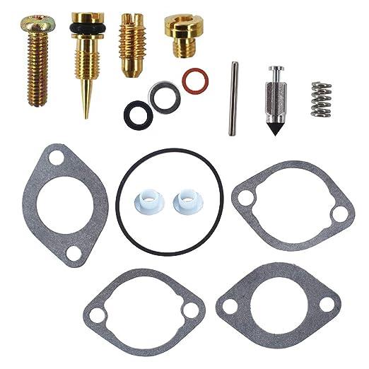 Amazon com: Carburetor Rebuild Repair Kit for Kawasaki 610