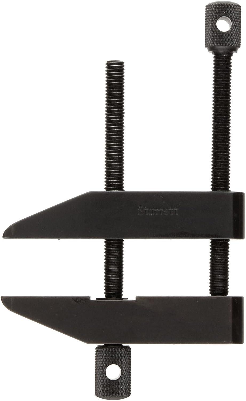 21//32 Throat Depth Starrett 161D Toolmakers Parallel Clamp 3//4 Capacity