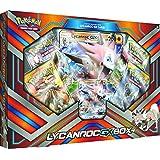 Pokémon TCG Lycanroc-GX Box Card Game