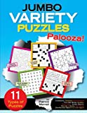 img - for Jumbo Variety Puzzles Palooza! book / textbook / text book
