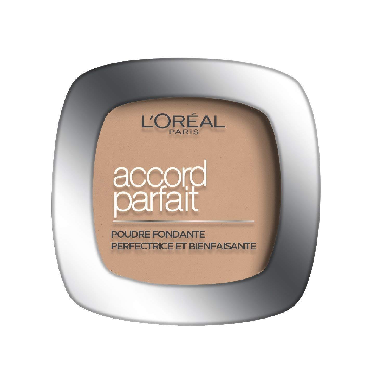 L'Oréal Paris True Match, Cipria, C3 Rose Beige, 9 g L' Oréal Paris True Match L' Oreal Paris 3600520772028