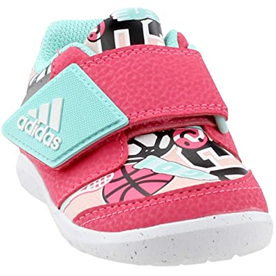 the best attitude 50aa3 074be adidas AC FortaPlay I Baby Shoes CG3127 (7 Medium US Toddler ...